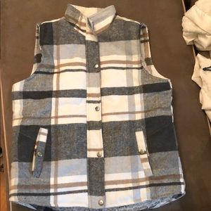 Thread & Supply Fleece-lined Vest 🍂50% off